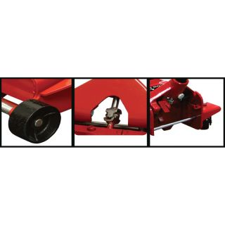 Torin Big Red Quick Lift Service Jack — 4 Ton, Model# T84004  Rapid Lift   Race Jacks