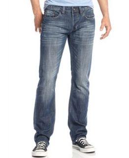 Buffalo David Bitton Jeans, Evan Basic Slim Leg Jeans   Jeans   Men