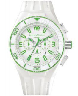 TechnoMarine Watch, Swiss Chronograph Cruise Diamond (1/4 ct. t.w.) Black Ceramic Bracelet 110029C   Watches   Jewelry & Watches