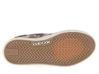 Geox Kids Jr Ciak Girl High Top 24 (Toddler/Little Kid)