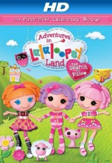 Adventures In Lalaloopsy Land: The Search For Pillow [HD]: Sydney McCann, Ava DeMary, Sophia Roth, Kyla Warshowsky:  Instant Video