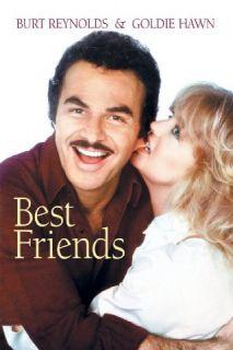 Best Friends (1982) Burt Reynolds, Goldie Hawn, Jessica Tandy, Barnard Hughes  Instant Video