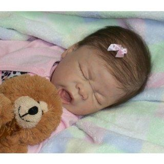 Evie UNFINISHED Vinyl Reborn Doll Kit By Linda Murry Toys & Games