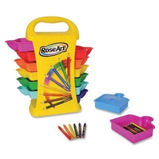 RoseArt   Mini Colored Pencil Pack, 208/BX, Assorted, Sold as 1 Box, RAI 40260UA1  Wood Colored Pencils