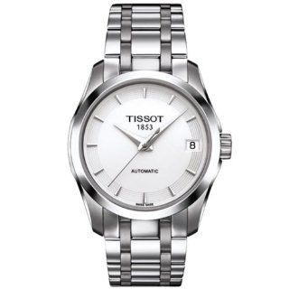 Tissot Ladies Couturier Automatic watch T035.207.11.011.00: Watches
