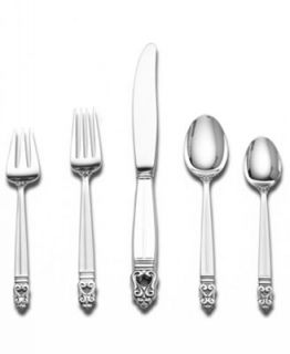 International Silver Sterling Silver Flatware, Royal Danish 66 Piece Set   Flatware & Silverware   Dining & Entertaining