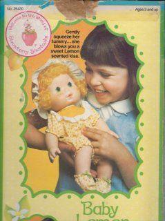 Baby Lemon Meringue Strawberry Shortcake Blow Kiss Doll Toys & Games