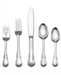 Towle French Provincial Sterling Silver Flatware Collection   Flatware & Silverware   Dining & Entertaining