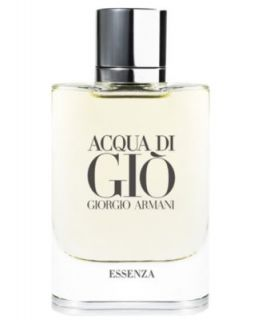 Giorgio Armani Acqua di Gio Essenza Fragrance Collection for Men   Shop All Brands   Beauty