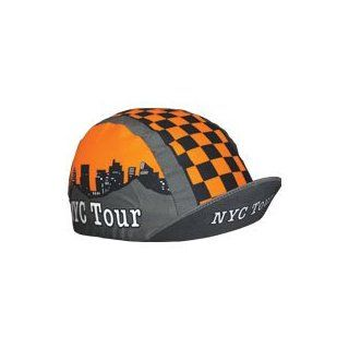 New York City Tour Road Cycling Cap  Sports & Outdoors