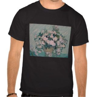 white roses 1890 vincent van gogh  title white ros tee shirts