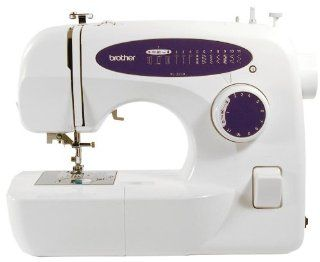 Brother XL2230 31 Stitch Function Free Arm Sewing Machine with 11 Built In Stitches