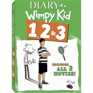 DIARY OF A WIMPY KID COLLECTION (DVD)