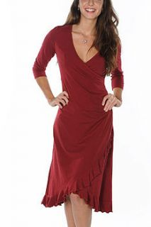 flirty frock (maternity or breastfeeding) by babes with babies