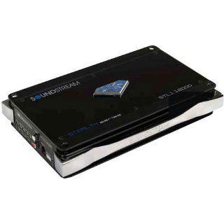 Soundstream STL1.1200D 1200 Watt Mono Block Power Amplifier (Blue)  Vehicle Mono Subwoofer Amplifiers