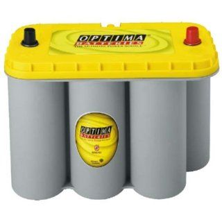 Optima 8037 127 D27F YellowTop Starting and Deep Cycle Battery Automotive