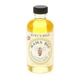 Burt's Bees Mama Bee Body Oil   4oz Health & Personal Care