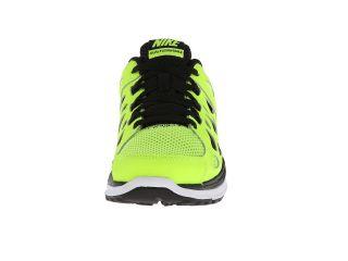 Nike Kids Dual Fusion Run 2 (Big Kid) Wolf Grey/Cool Grey/Vivid Blue/Black