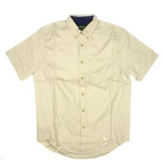 Eddie Bauer Classic fit Twill Shirt at  Men�s Clothing store Button Down Shirts