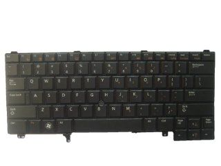 LotFancy New Black Non backlit keyboard for Dell Latitude Dell Latitude E6320 E6420 E5420 C7FHD 0C7FHD Series Laptop / Notebook US Layout: Computers & Accessories