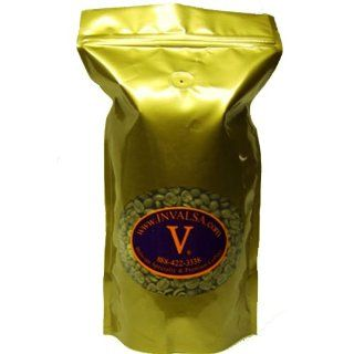 2.5 lbs BOLIVIA CELSO MAYTA PEABERRY ORGANIC GREEN COFFEE BEANS  Unroasted Green Coffee Beans  Grocery & Gourmet Food