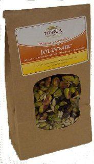 Organic Gluten free, Peanut free Trail mix   JollyMix™ 8oz. : Grocery & Gourmet Food