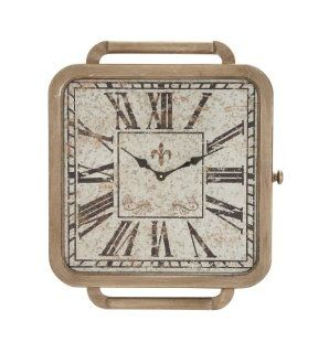 Wall Clock with Vintage Allure and Beautiful Look  Clocks