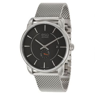 ESQ by Movado Men's 07301444 'Capital' Stainless Steel Swiss Quartz Watch ESQ Men's ESQ Watches