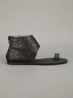 Maison Martin Margiela Scaled Effect Sandal