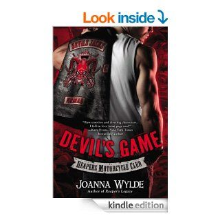 Devil's Game Reapers Motorcycle Club   Kindle edition by Joanna Wylde. Contemporary Romance Kindle eBooks @ .
