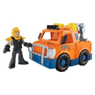 Fisher Price® Imaginext Rescue City Tow Truck