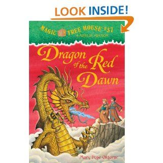 Magic Tree House #37: Dragon of the Red Dawn (A Stepping Stone Book(TM))   Kindle edition by Mary Pope Osborne, Sal Murdocca. Science Fiction, Fantasy & Scary Stories Kindle eBooks @ .