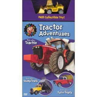 Real Wheels Tractor Adventures (With Toy)