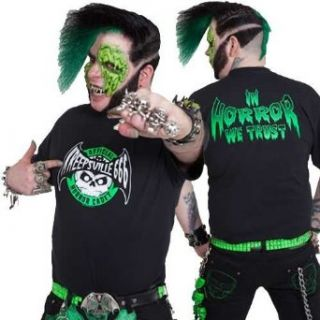 Kreepsville 666 MTHC M Horror Cadet T Shirt Clothing Medium Clothing