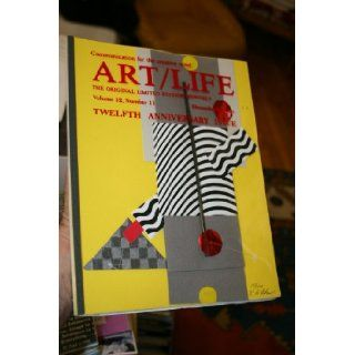 ART / LIFE The Original Limited Edition Monthly vol. 12 # 11 Books