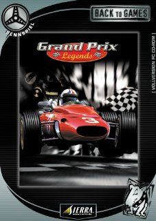 Grand Prix Legends PC Spiel Games