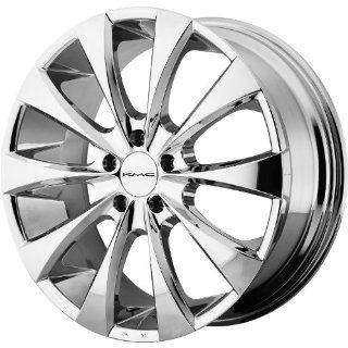 "KMC Wheels KM679 Wheel with Chrome Plated Finish (22x9""/5x115mm): Automotive"