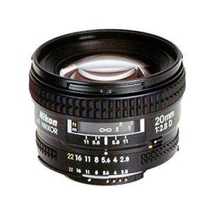 Nikon AF D 20/2.8 Nikkor Superweitwinkel Objektiv: Kamera & Foto