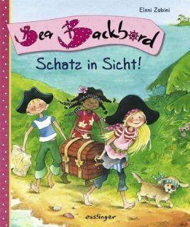 Bea Backbord   Schatz in Sicht!: Eleni Zabini: Bücher