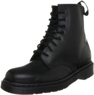 Dr Martens Monochrome 1460 14353001, Unisex   Erwachsene Halbstiefel, Schwarz (Black), 47 EU / 12 UK: Schuhe & Handtaschen