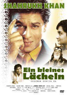 Dushman Duniya Ka   Ein kleines L�cheln: Manzoor Ali, Farida Jalal, Salman Khan, Shah Rukh Khan: DVD & Blu ray