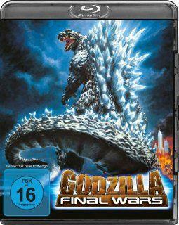 Godzilla   Final Wars [Blu ray]: Don Frye, Akira Takarada, Rei Kikukawa, Masahiro Matsuoka, Kane Kosugi, Ryuhei Kitamura: DVD & Blu ray