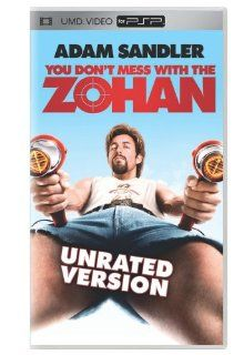 You Don't Mess With the Zohan (Unrated) [UMD for PSP]: Adam Sandler, John Turturro, Emmanuelle Chriqui, Nick Swardson, Lainie Kazan, Ido Mosseri, Rob Schneider, Dave Matthews, Michael Buffer, Charlotte Rae, Sayed Badreya, Daoud Heidami, Dennis Dugan, A