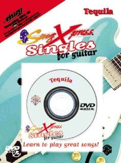 SongXpress Singles for Guitar    Tequila (miniDVD) Alfred Publishing Staff, Derek Fremd Movies & TV
