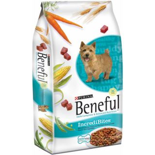 Purchase the Beneful Incredibites Dog Food, 7 lb, for less at. Save money. Live better.