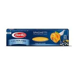 Barilla Gluten Free Spaghetti Pasta, 12 Ounce Boxes (Pack of 12)  Spaghetti Pasta  Grocery & Gourmet Food