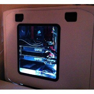 """Logisys CLK12 12"""" Cold Cathode Kit with Dual Tube, 3.0mm Tube Diameter, White Computers & Accessories"""