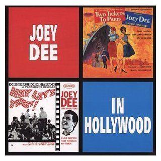 Joey Dee Hollywood Hey Let's Twist Music