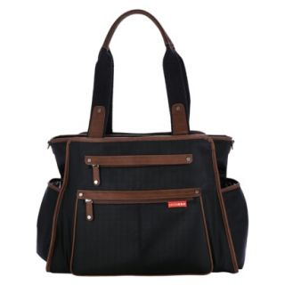 Skip Hop Grand Central Take It All Diaper Bag Black