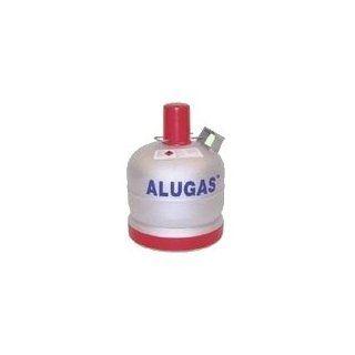 ALU Camping Propan Gas Flasche 6kg NEU: Garten